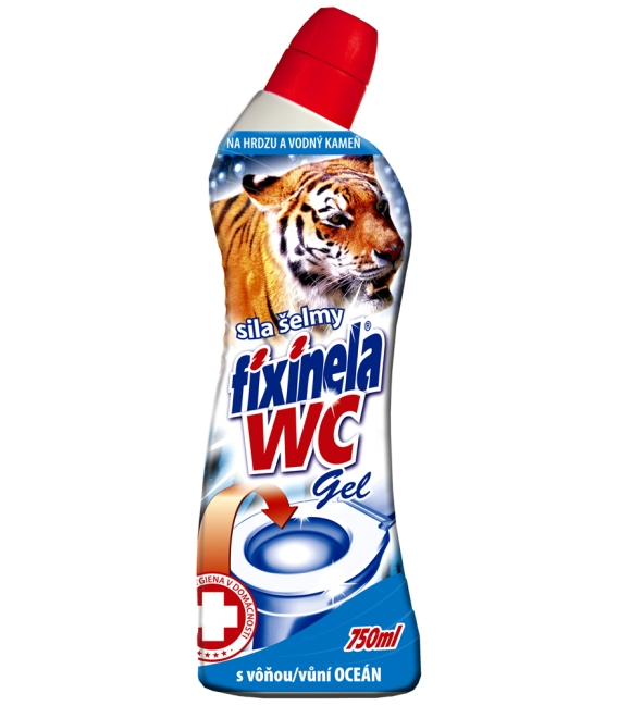 TATRACHEMA FIXINELA WC gel 750ml OCEÁN
