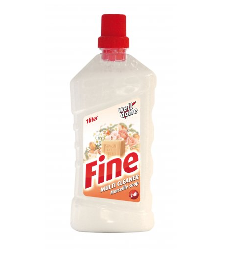 WELL DONE Fine Multi Cleaner Marseille Soap 1l