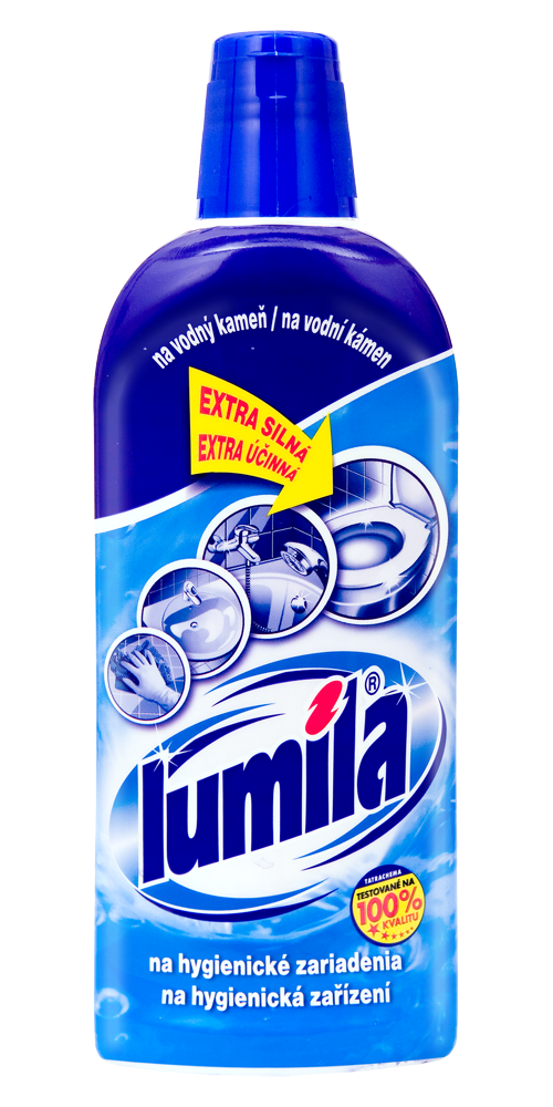 TATRACHEMA LUMILA čistič WC 500 ml